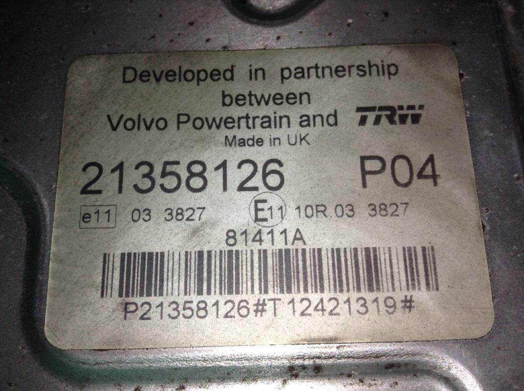 Used Engine Control Module (ECM) for   1000.00 for sale-57203971