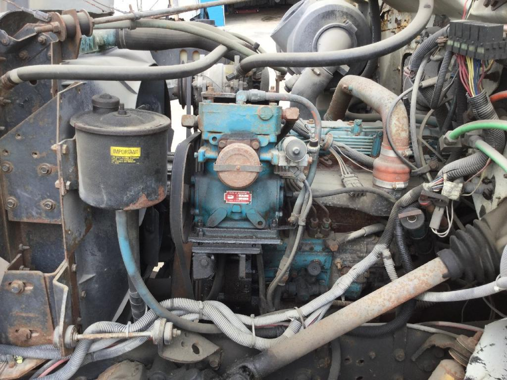 Used Engine Assembly for 1991 INTERNATIONAL 4700 2500.00 for sale-57190731