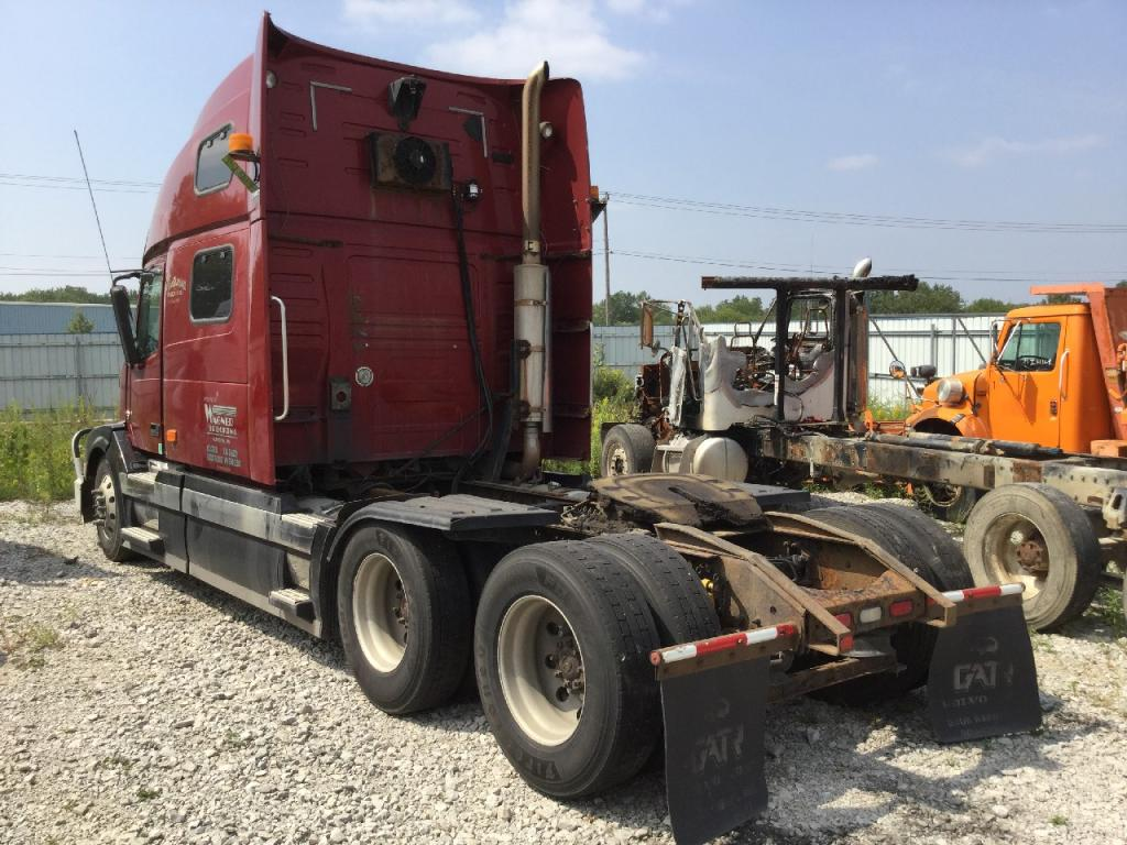 Used Engine Assembly for 2007 VOLVO VNL 4500.00 for sale-57200681