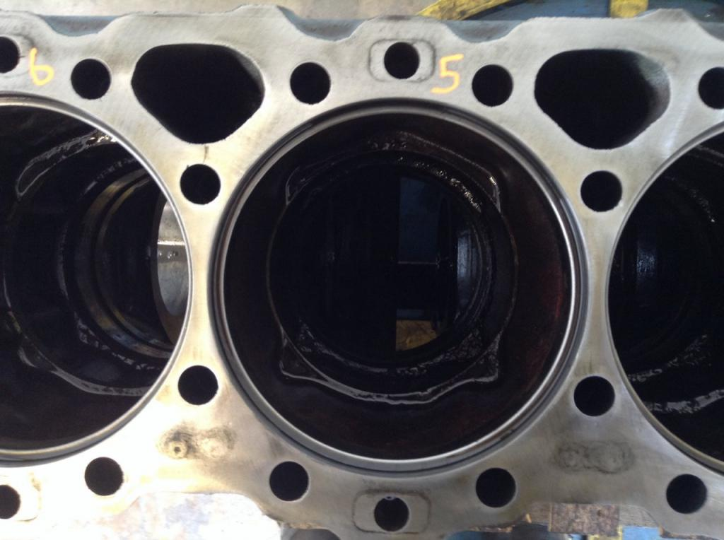 Used Engine Block for 1988 KENWORTH T600 1200.00 for sale-57202591