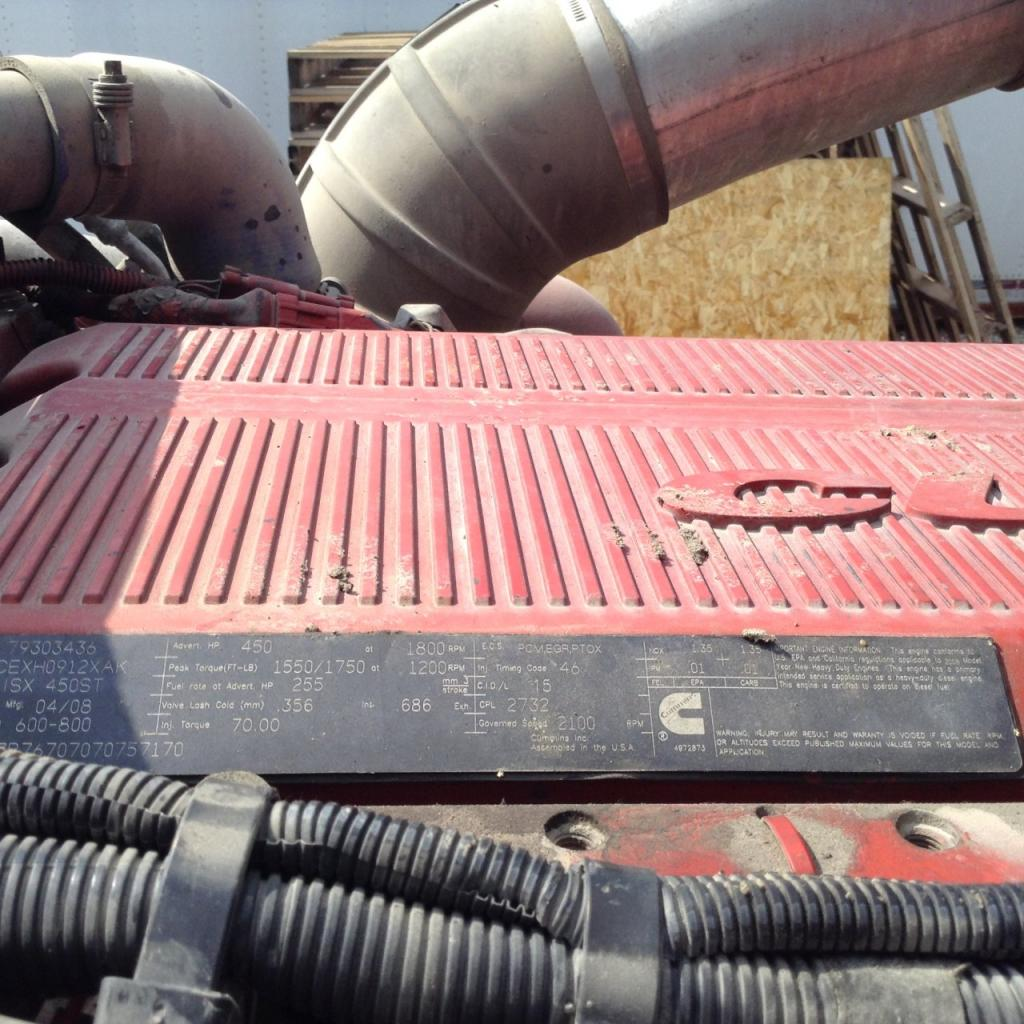 Used Engine Assembly for 2009 PETERBILT 386 10000.00 for sale-57199021