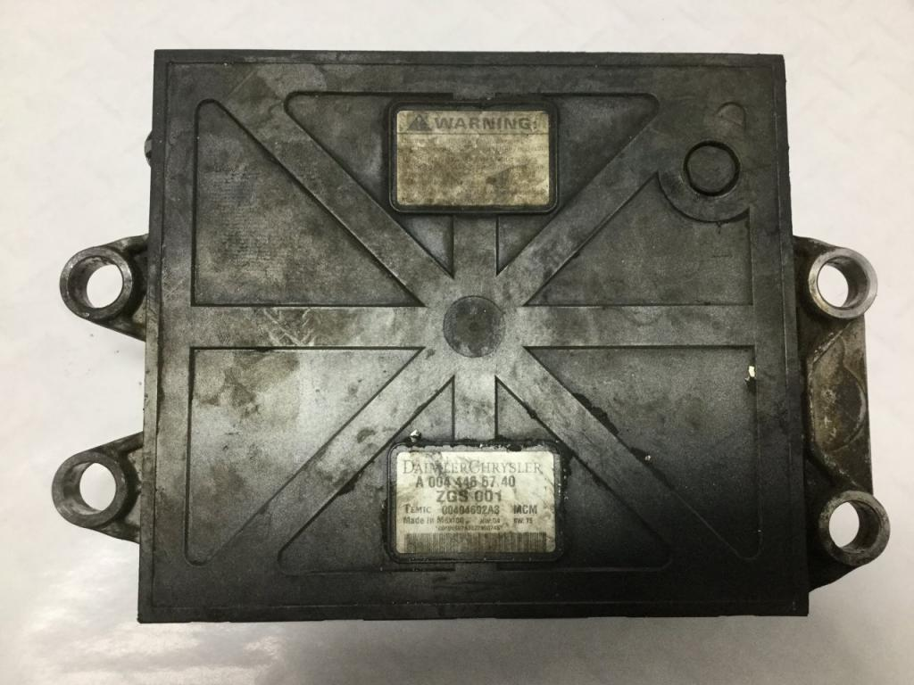 Used Engine Control Module (ECM) for 2009 STERLING A9513 1000.00 for sale-57204021