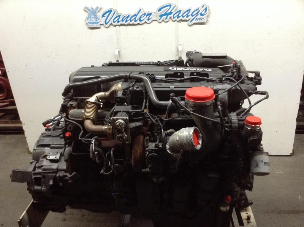 Used Engine Assembly for 2017 KENWORTH T880 17500.00 for sale-57201451
