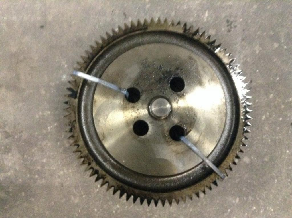 Used Engine Gear for 2010 FREIGHTLINER CASCADIA 150.00 for sale-57205031