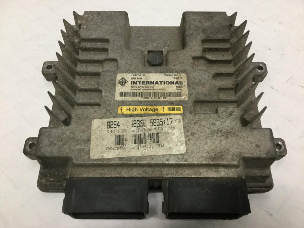 Used Engine Control Module (ECM) for 2012 INTERNATIONAL TERRASTAR 300.00 for sale-57204041