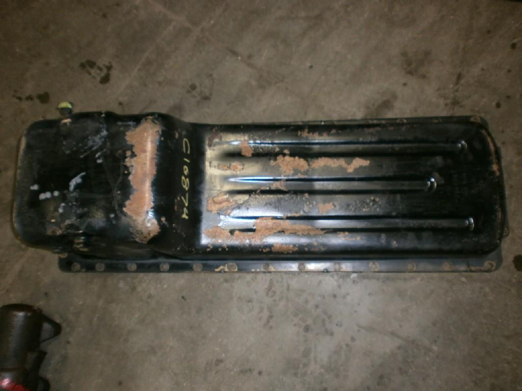 Used Engine Oil Pan for   400.00 for sale-57208511