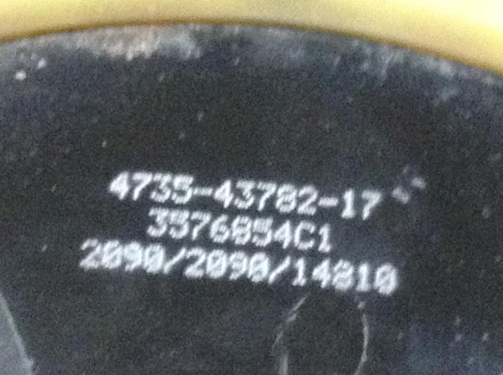 Used Fan Blade for 2011 INTERNATIONAL DURASTAR (4300) 150.00 for sale-57240851