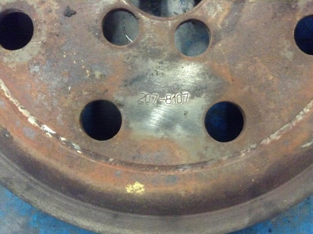 Used Engine Pulley for   75.00 for sale-57212011