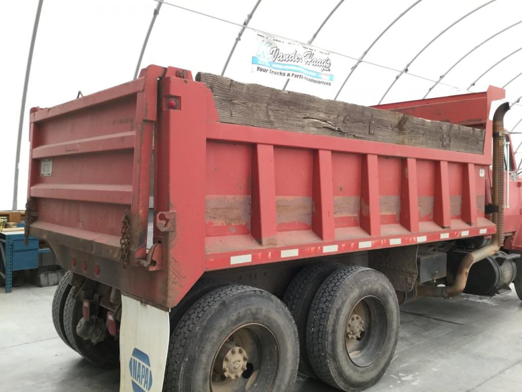 Used Dump bodies for 1988 Ford LN8000 3000.00 for sale-57189861