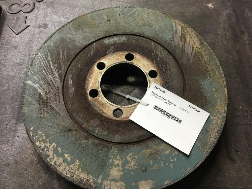 Engine Harmonic Balancer for 2001 FREIGHTLINER CLASSIC XL 175.00 for sale-57205901