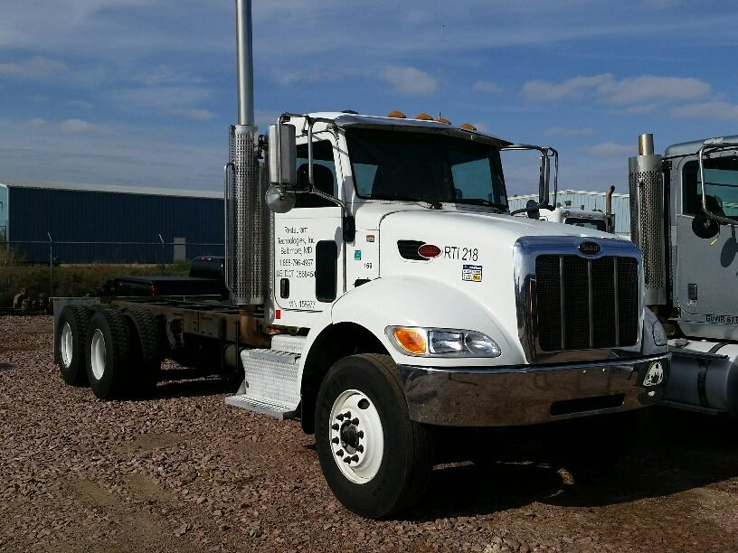 Heavy duty cab a 2012 PETERBILT 348 for sale-55818871