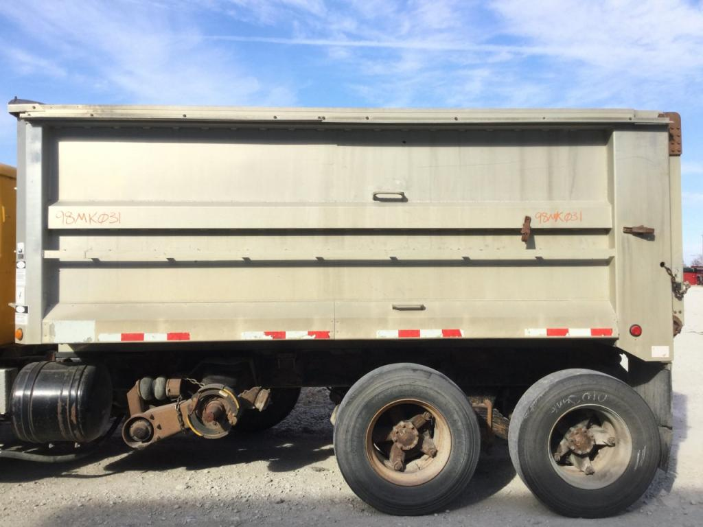 Used Dump bodies for 1998 MACK RD600 5000.00 for sale-57189881