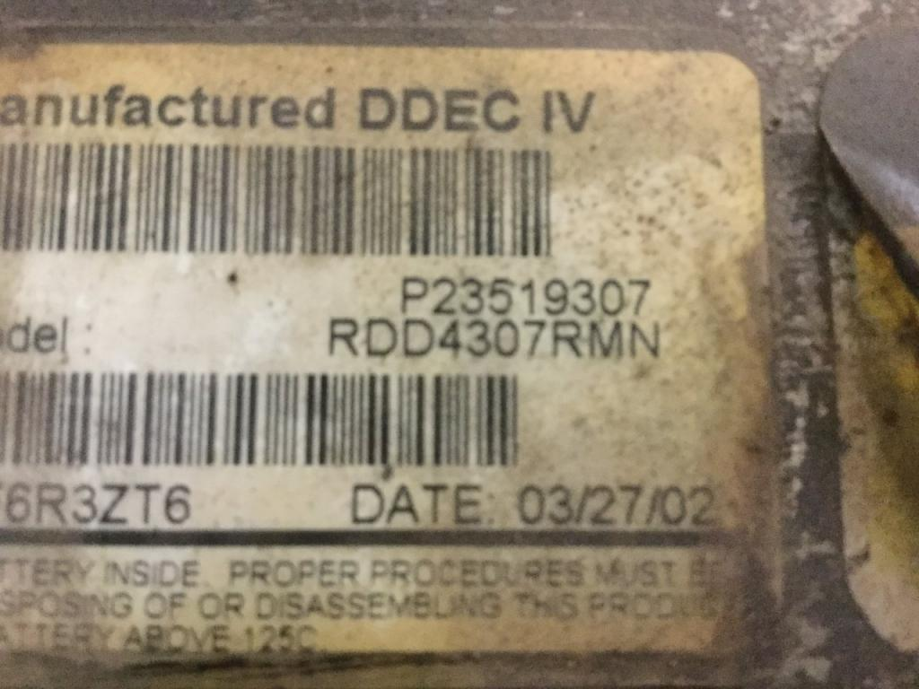 Used Engine Control Module (ECM) for 1992  1000.00 for sale-57204221