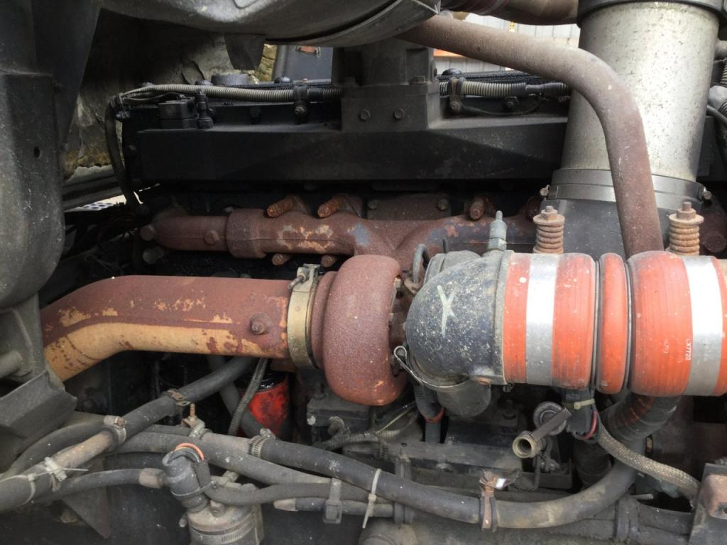 Used Engine Assembly for 1992 VOLVO WG 4500.00 for sale-57193701