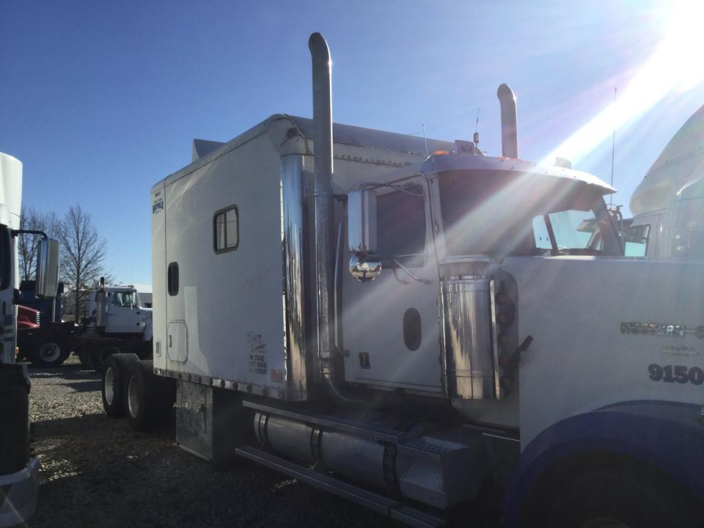 Used Exhaust Assembly for 1999 Western Star 4900EX 500.00 for sale-57217351