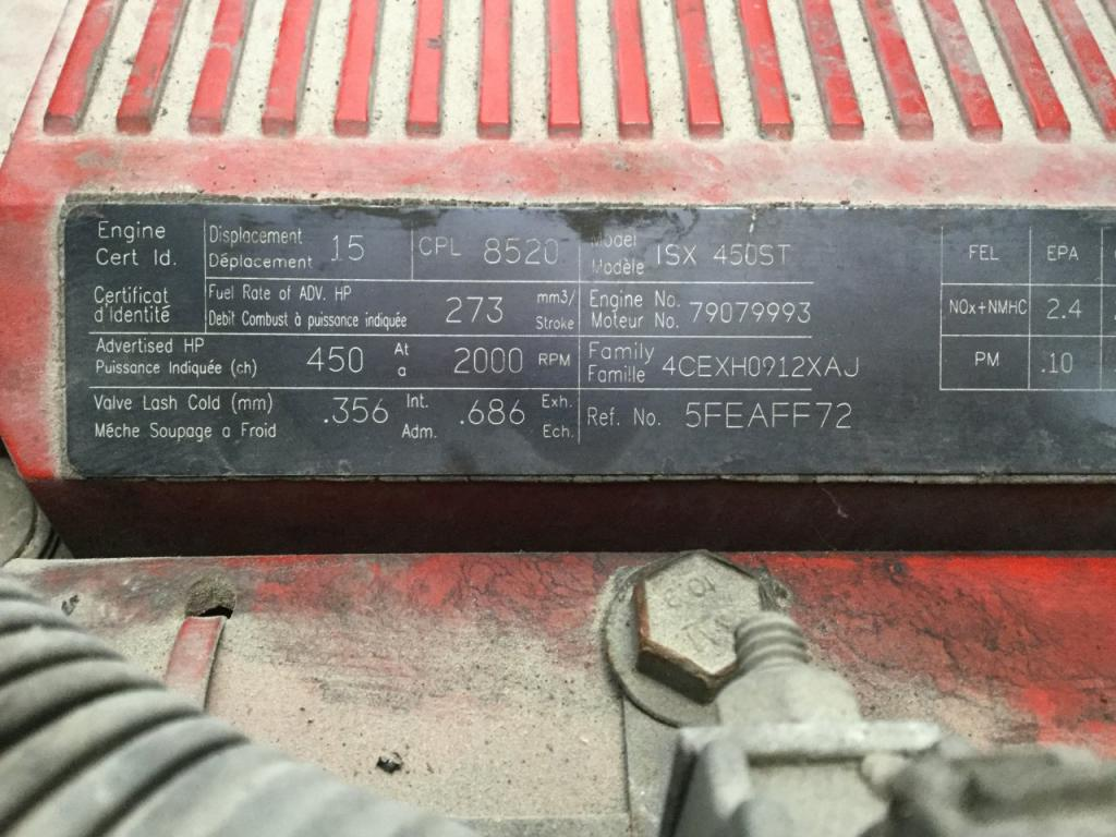 Used Engine Assembly for 2005 INTERNATIONAL 9400 8000.00 for sale-57199381