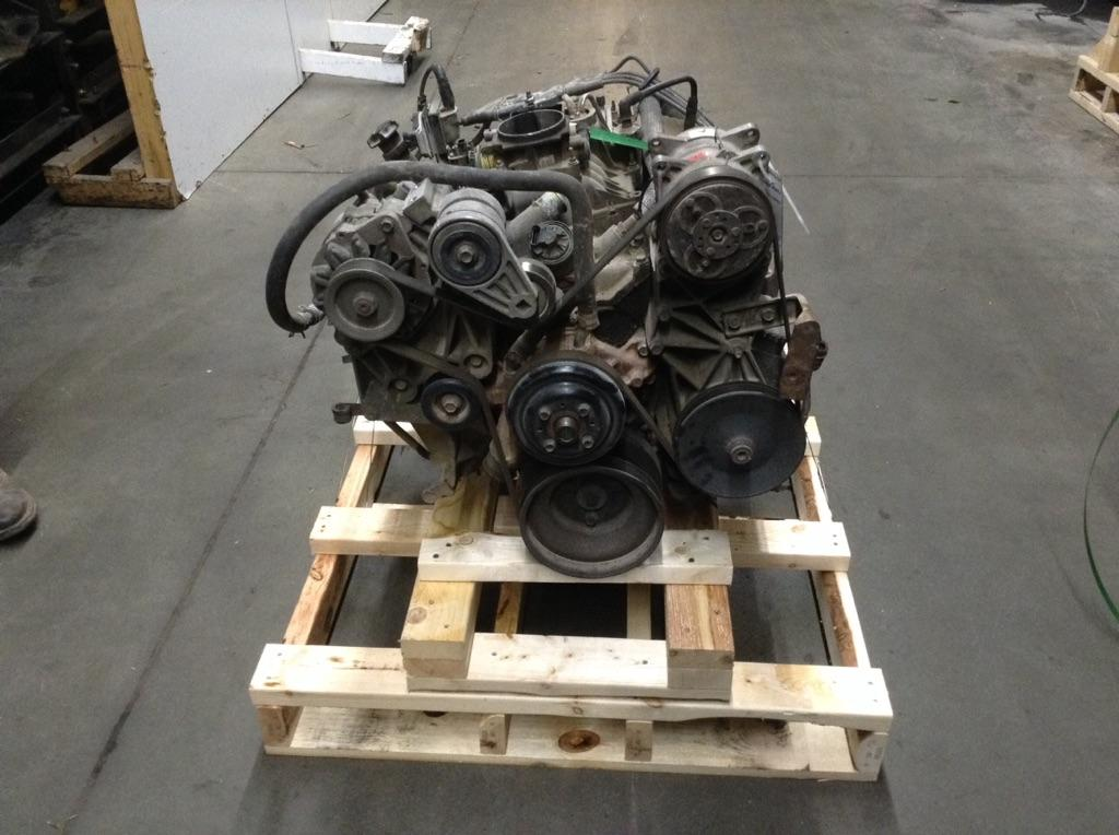 Used Engine Assembly for 2002 ISUZU NPR 850.00 for sale-57190861