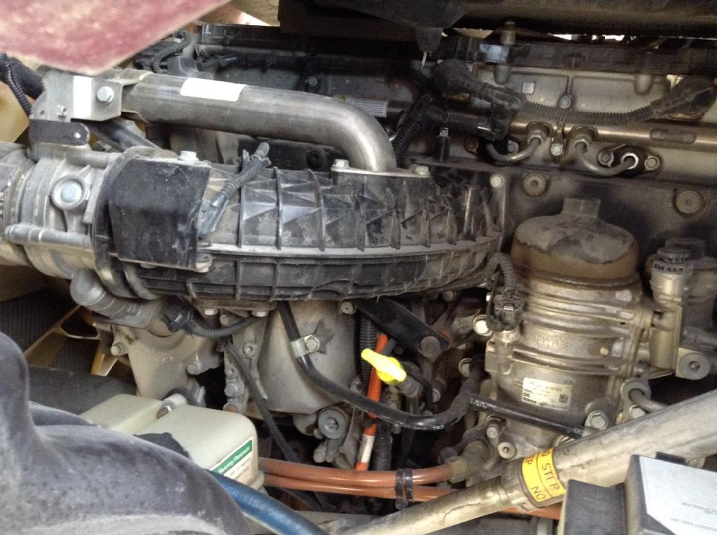 Used Engine Assembly for 2014 FREIGHTLINER CASCADIA 15000.00 for sale-57190981