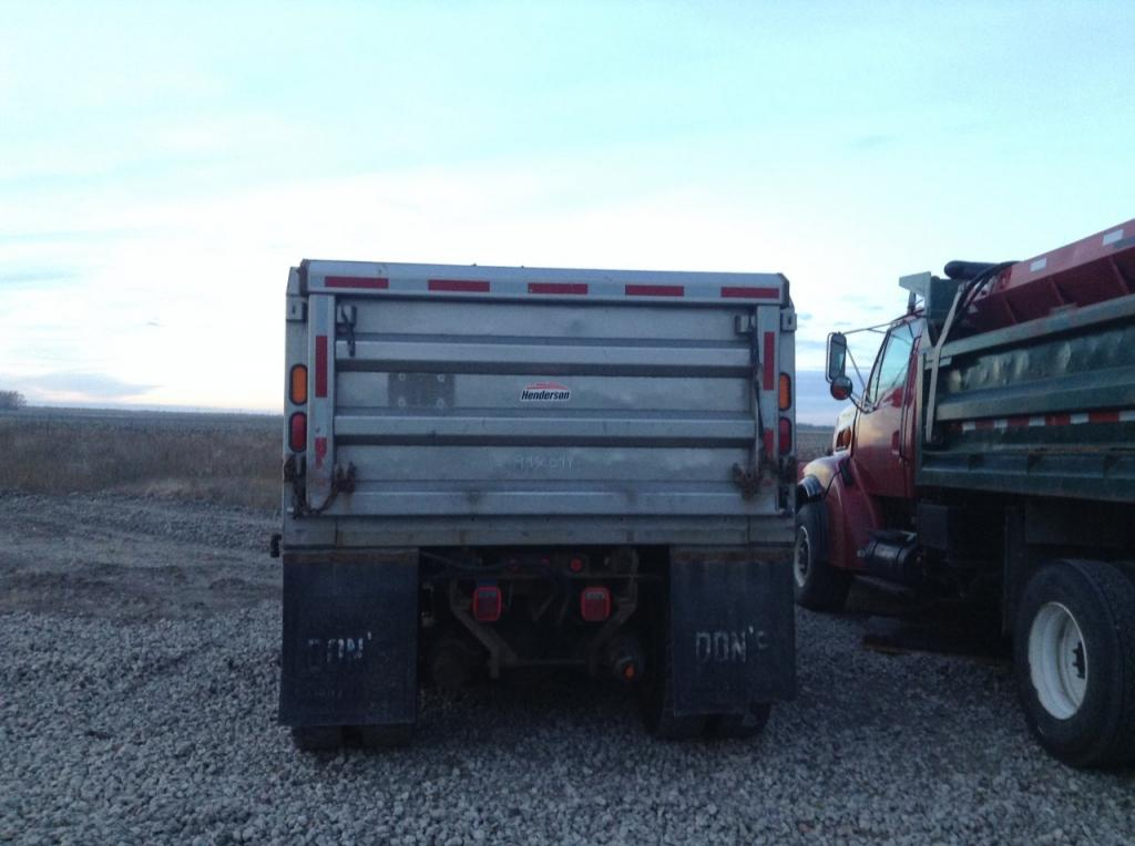 Used Dump bodies for 1999 STERLING L9511 7500.00 for sale-57189931
