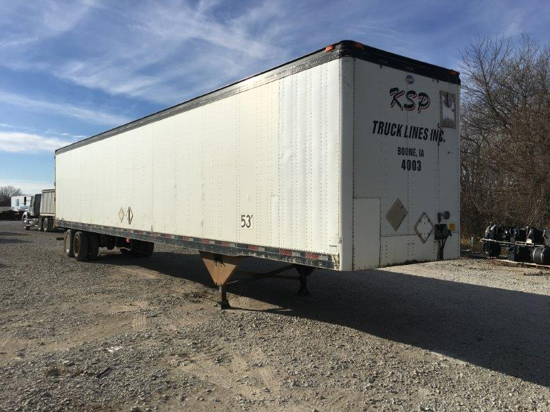 1996 Utility TRAILER for sale-56938931