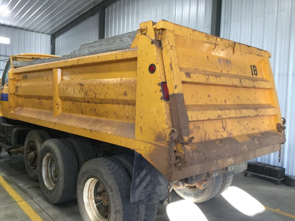 Used Dump bodies for 1997 Ford LT8501 5000.00 for sale-57189941