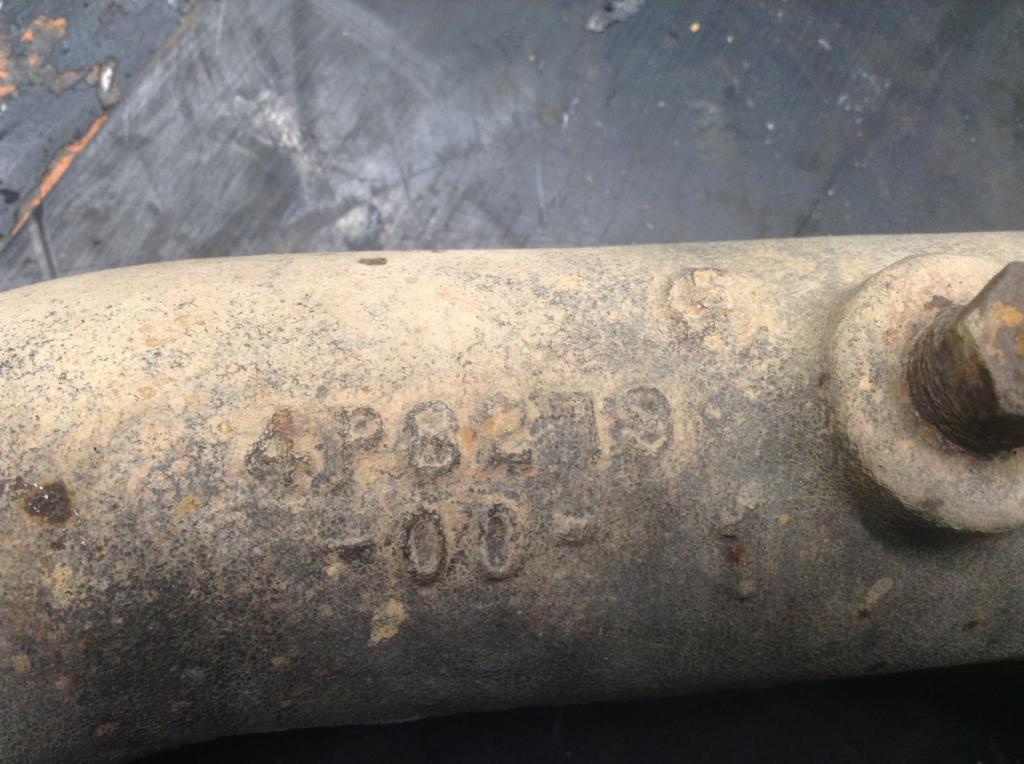 Used Exhaust Manifold for 1994 VOLVO WIA 250.00 for sale-57217431
