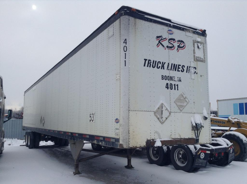 1996 Utility TRAILER for sale-56938941