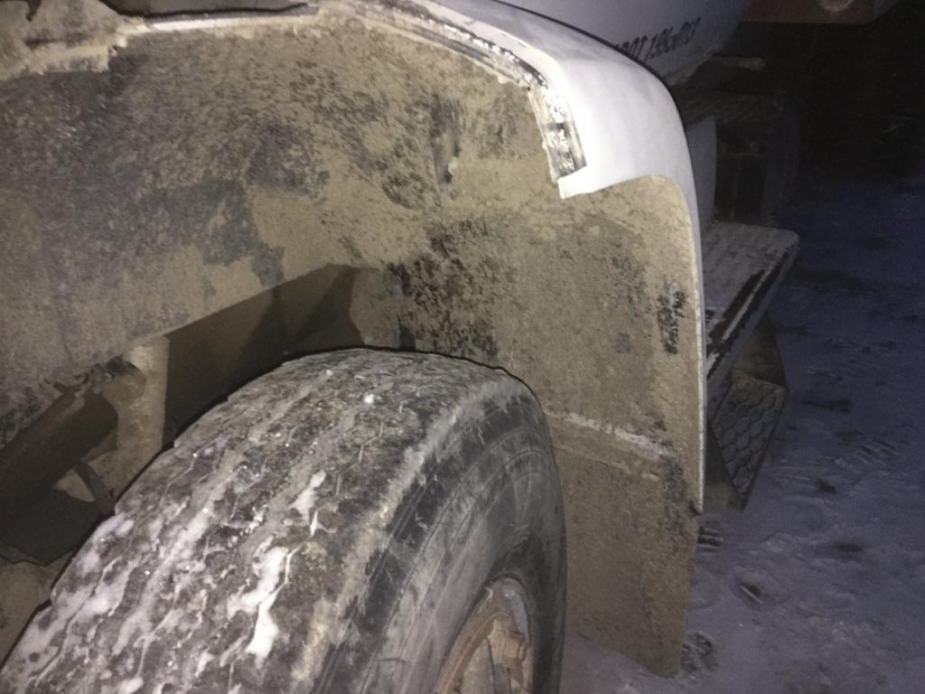 Used Fender for 1982 GMC TOPKICK 100.00 for sale-57262791