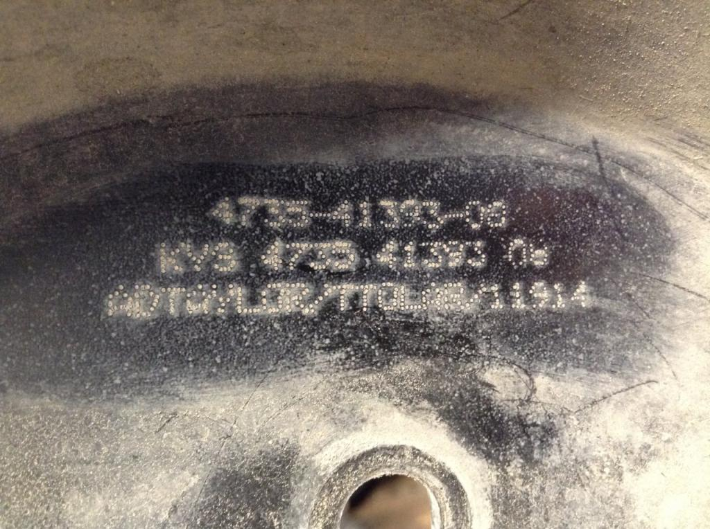 Used Fan Blade for 2005 INTERNATIONAL 9400 150.00 for sale-57239011