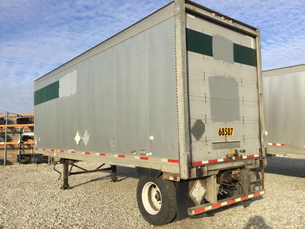 2002 Trailmobile TRAILER for sale-55427191