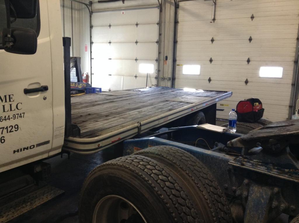 Used Flatbed (take-offs) for 2007 HINO 145 1500.00 for sale-57275081