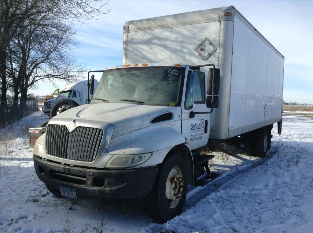 Used Engine Assembly for 2007 INTERNATIONAL 4200 3250.00 for sale-57191031