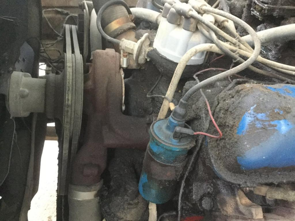 Used Engine Assembly for 1967 Ford F600 900.00 for sale-57191201