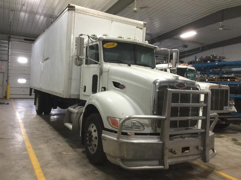 Used Engine Assembly for 2008 PETERBILT 384 10500.00 for sale-57193121