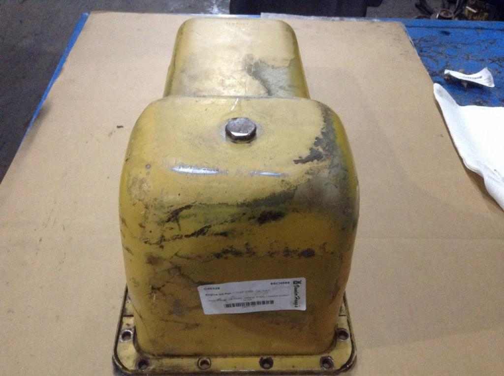 Used Engine Oil Pan for 1985 GMC 125.00 for sale-57208811
