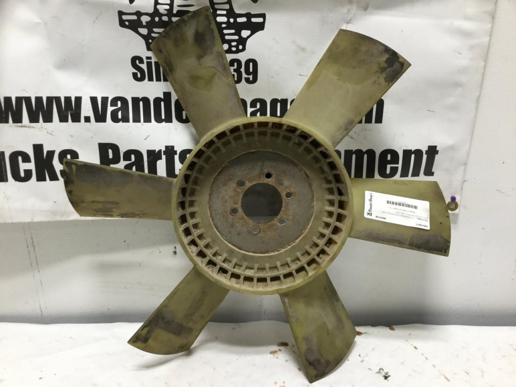 Used Fan Blade for 1986 INTERNATIONAL S1700 75.00 for sale-57239051