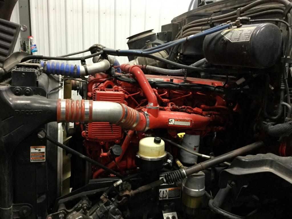 Used Engine Assembly for 2012 PETERBILT 587 13500.00 for sale-57199461