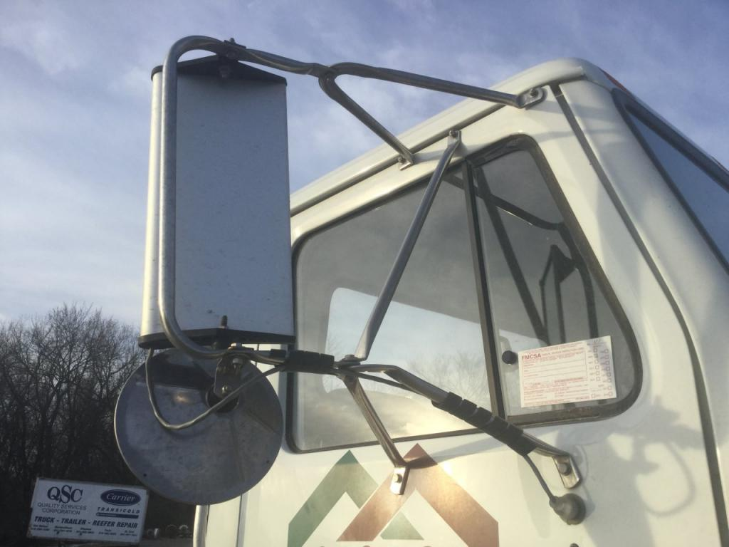 Used Door Mirror for 1999 INTERNATIONAL 8100 100.00 for sale-57187141