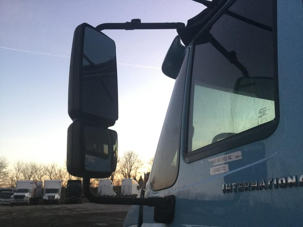 Used Door Mirror for 2006 INTERNATIONAL 8600 250.00 for sale-57187211