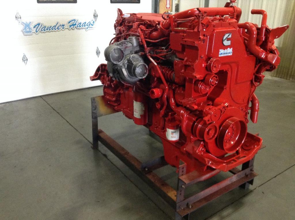 Used Engine Assembly for 2016 INTERNATIONAL PROSTAR 17500.00 for sale-57198871