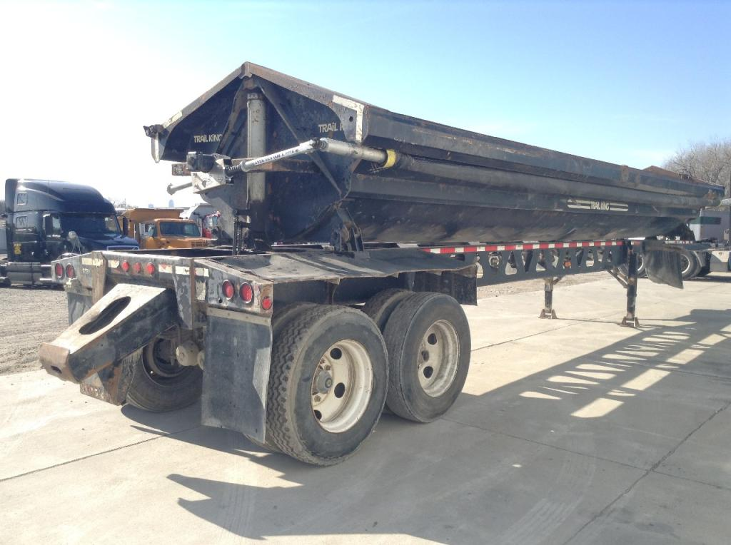 2002 Trail King TRAILER for sale-56937501