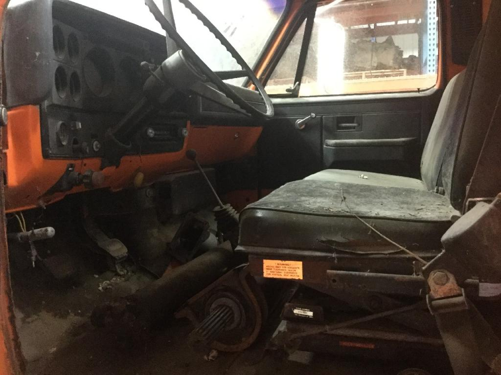 Used Engine Assembly for 1985 GMC 7000 1750.00 for sale-57191431