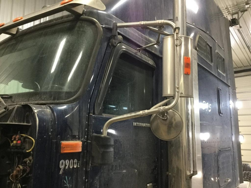 Used Door Mirror for 2003 INTERNATIONAL 9900 200.00 for sale-57187381