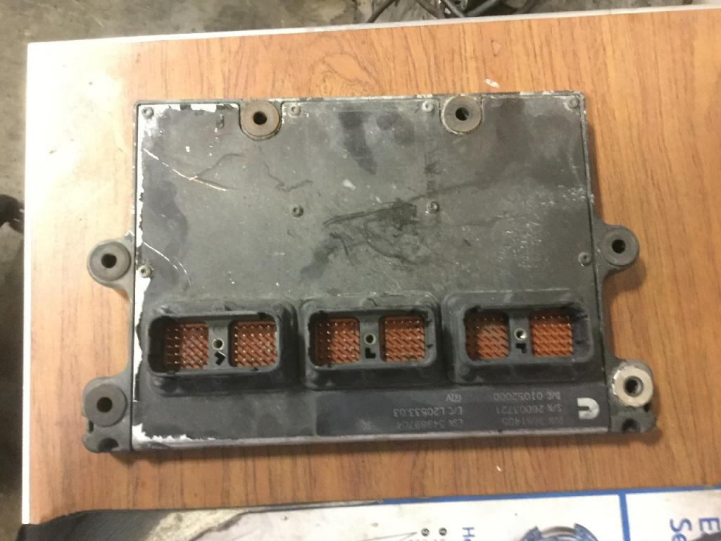 Used Engine Control Module (ECM) for 2000 FREIGHTLINER FL112 750.00 for sale-57204361
