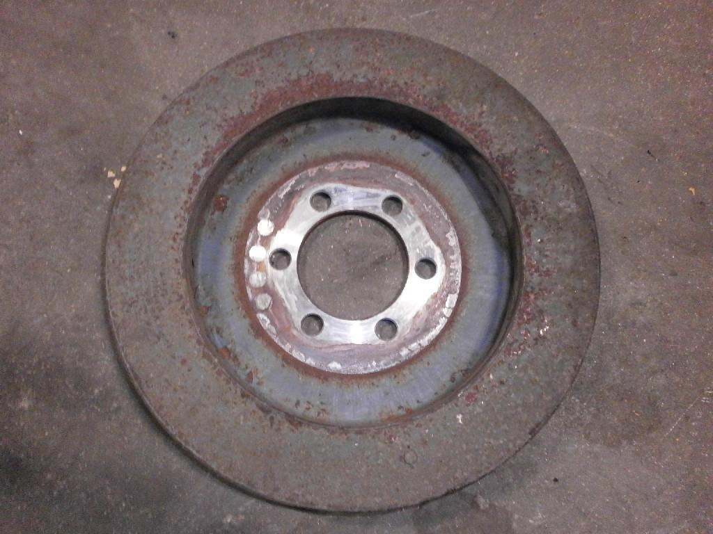 Used Engine Harmonic Balancer for 2004 FREIGHTLINER COLUMBIA 120 200.00 for sale-57205551