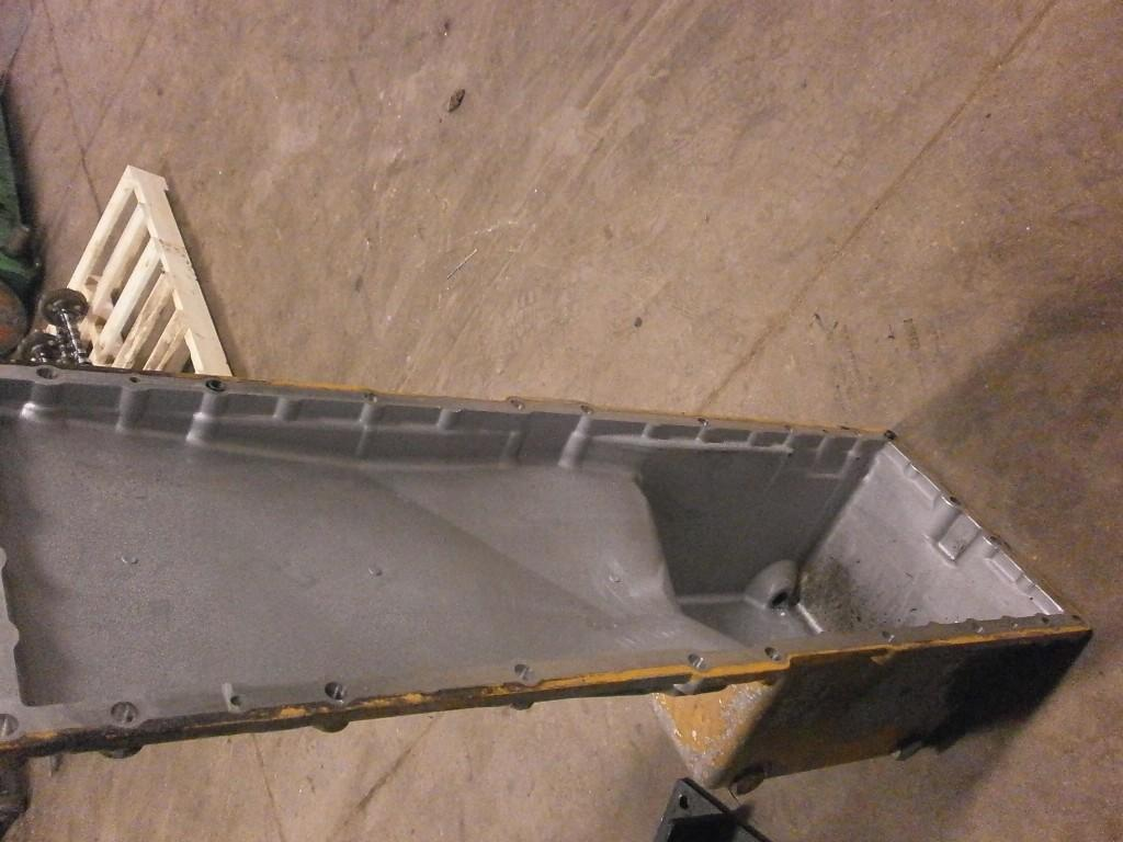 Used Engine Oil Pan for 2007  500.00 for sale-57208581