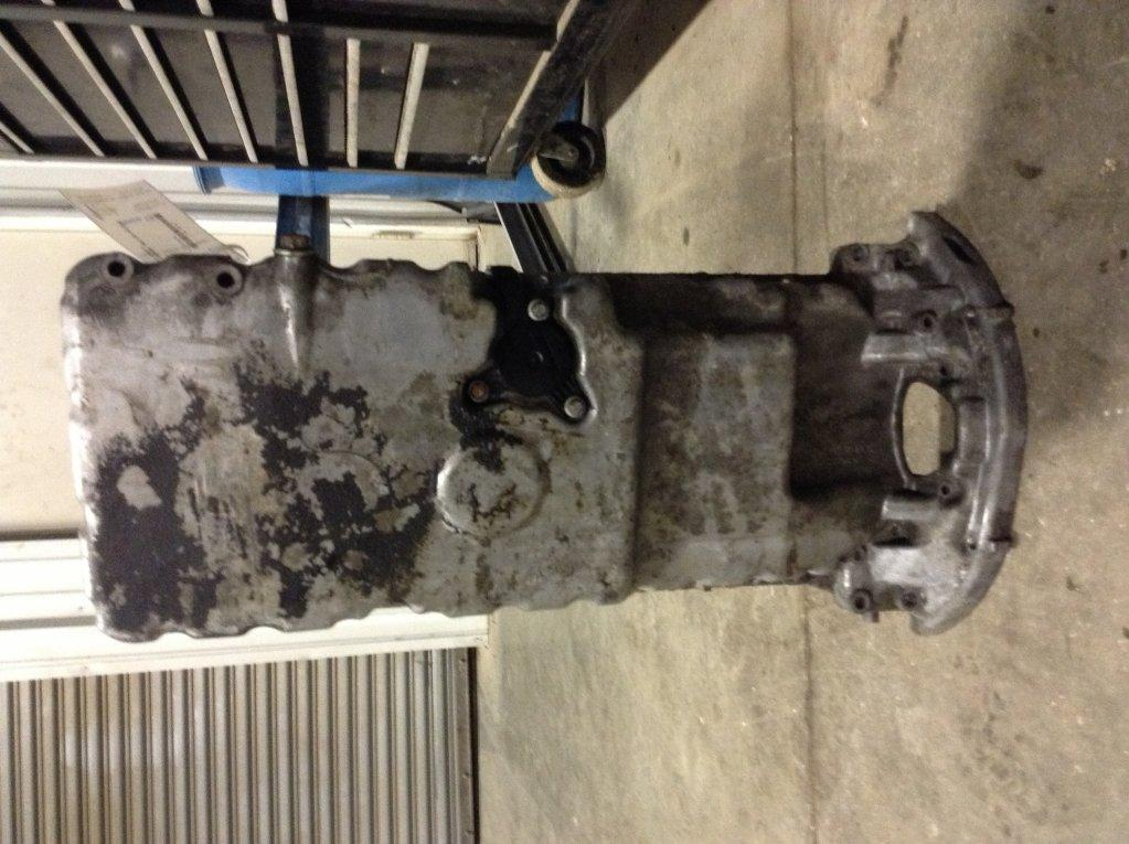 Used Engine Oil Pan for 2003 DODGE SPRINTER 450.00 for sale-57208601