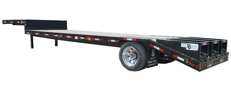 2018 Other 39' SINGLE AXLE DROP DECK for sale-56939691
