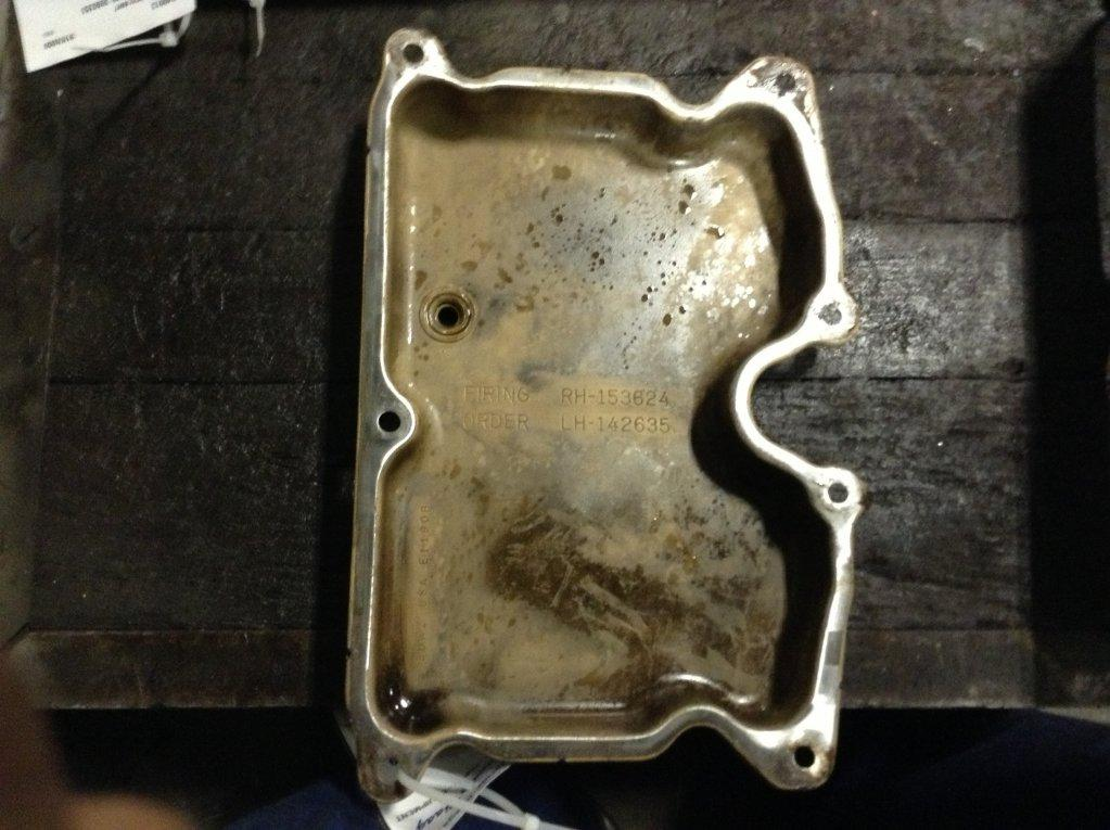 Used Engine Valve Cover for 1991 KENWORTH T600 25.00 for sale-57214811