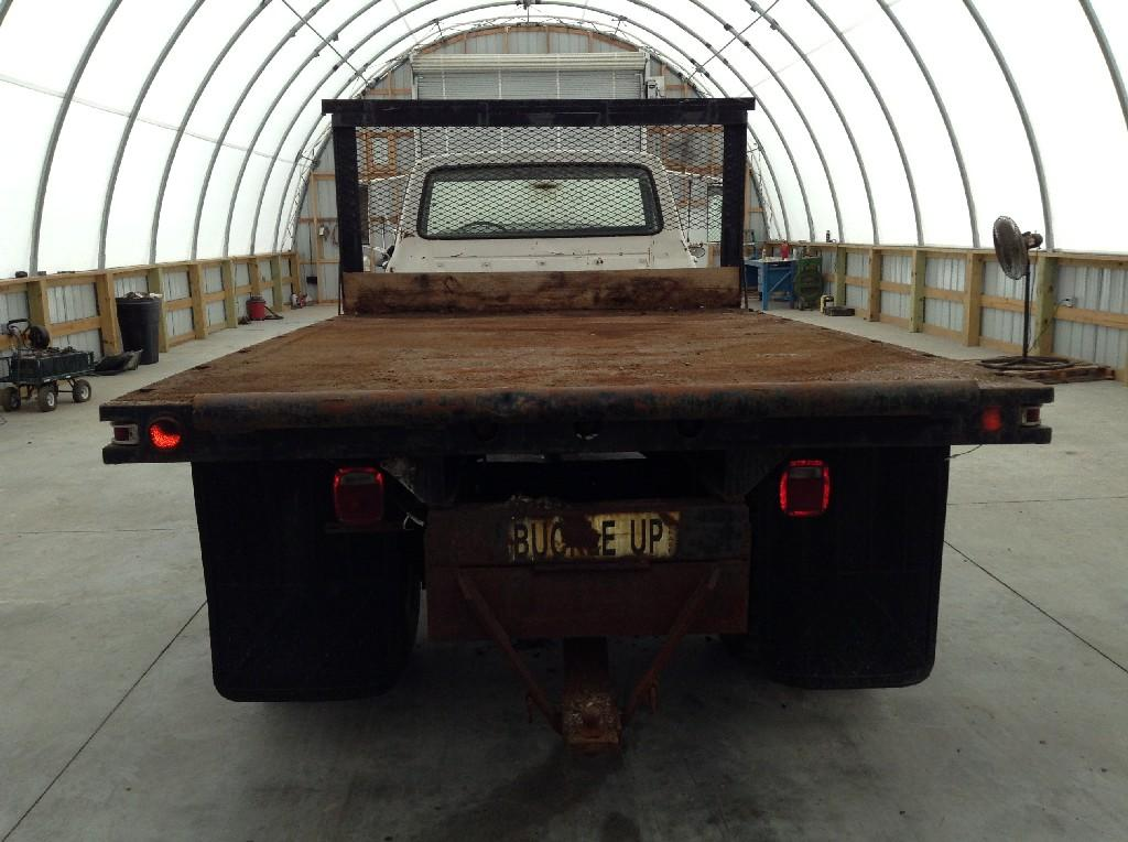 Used Flatbed (take-offs) for 1975 Ford F700 1000.00 for sale-57274631